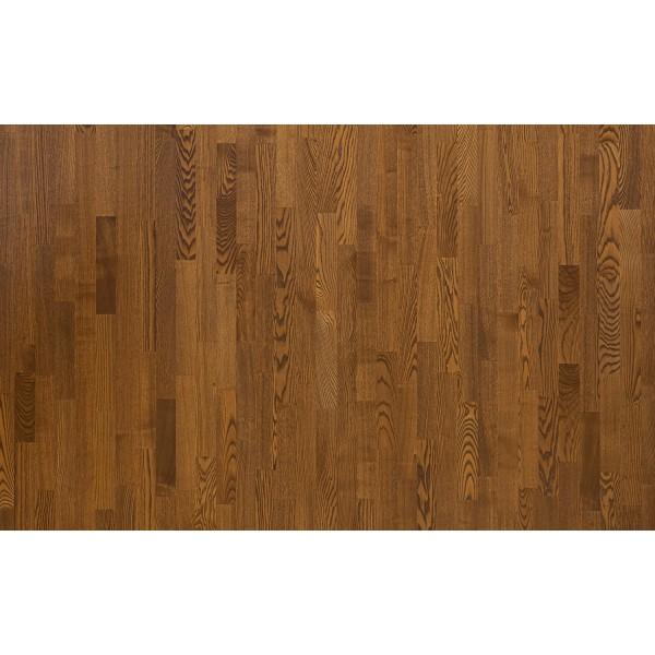 Паркетная доска Polarwood Classic PW Ash Whisky 3S