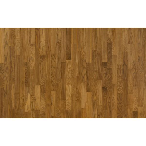 Паркетная доска Polarwood Дуб Тоффи матовый трехполосный Oak Toffee Matt Loc 3S